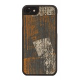 Wood'd - Vintage Green Cover - Samsung S8 - Cover in Legno - Vintage Collection