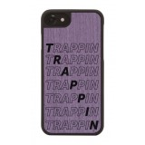 Wood'd - Trappin Cover - Samsung S8 - Cover in Legno - Artwork Collection