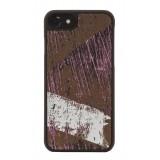 Wood'd - Vintage Black Cover - Samsung S8+ - Wooden Cover - Vintage Collection