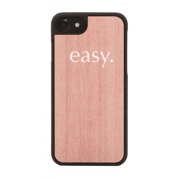 Wood'd - Easy Cover - Samsung S8+ - Cover in Legno - Artwork Collection