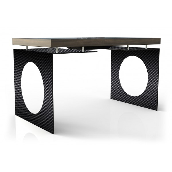 TecknoMonster - D-Table - D-Table TecknoMonster - 100-Touch Interactive Table with Aeronautical Carbon Fiber Bases