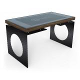 TecknoMonster - D-Table - D-Table TecknoMonster - Tavolo Interattivo a 100 Tocchi con Basi in Fibra di Carbonio Aeronautico
