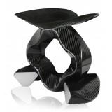 TecknoMonster - Sgongolli N 2 TecknoMonster - Mini Seduta in Fibra di Carbonio Aeronautico