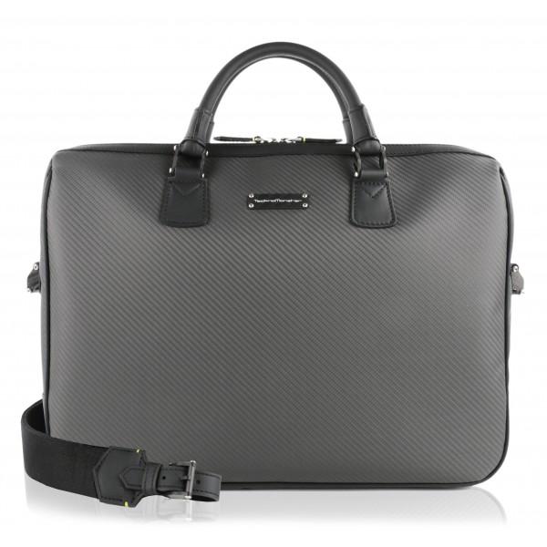 TecknoMonster - Pegasus TecknoMonster - Aeronautical Carbon Fibre Business Bag - Handmade in Italy