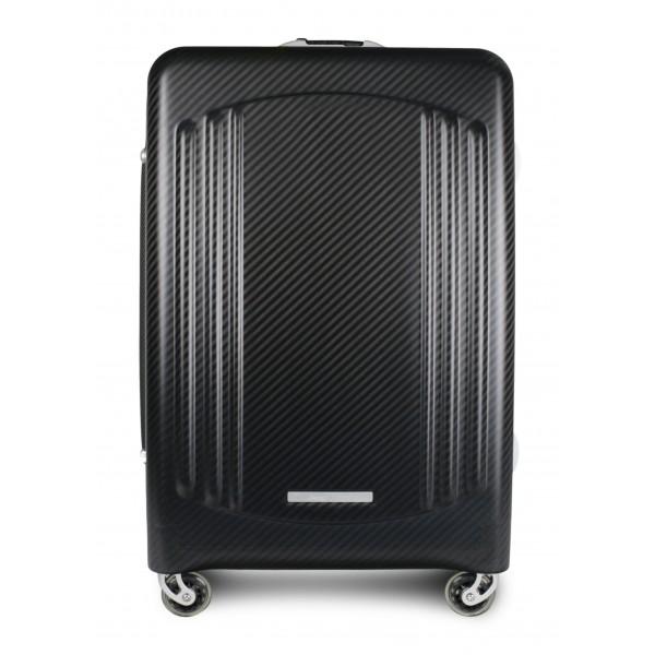 TecknoMonster - Bynomio Big TecknoMonster - Aeronautical Carbon Fibre Trolley Suitcase