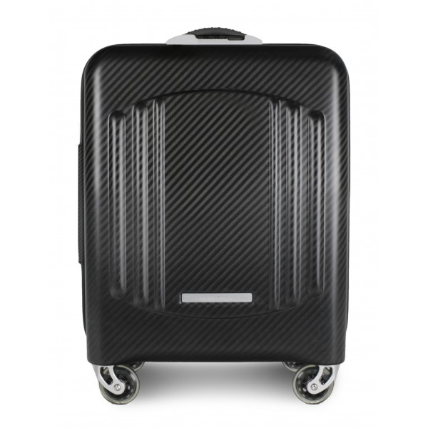 TecknoMonster - Bynomio Small TecknoMonster - Aeronautical Carbon Fibre Trolley Suitcase