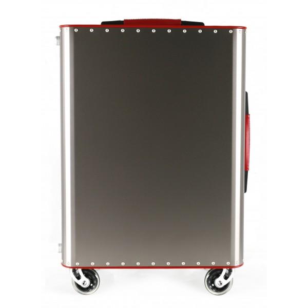 TecknoMonster - Kronos L TecknoMonster - Aeronautical Titanium Trolley Suitcase
