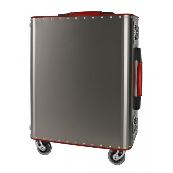 TecknoMonster - Kronos M TecknoMonster - Aeronautical Titanium Trolley Suitcase