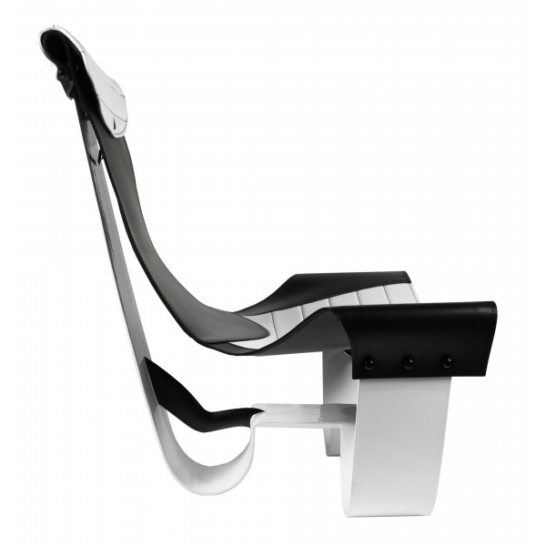 TecknoMonster - Inanitas Aerea TecknoMonster - Aeronautical Carbon Fiber Braided Carbon Fiber Chair