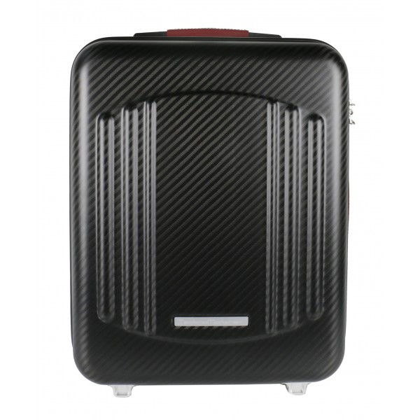 TecknoMonster - ElfoDue Small TecknoMonster - Aeronautical Carbon Fibre Trolley Suitcase