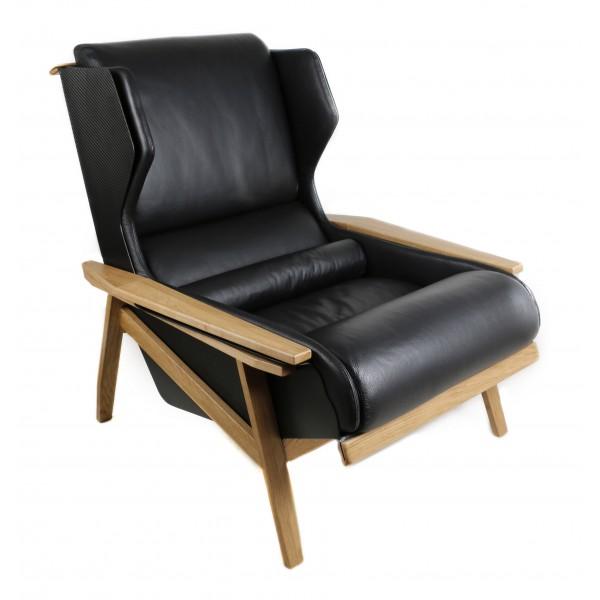 TecknoMonster - Fulmyna TecknoMonster - Aeronautical Carbon Fiber Braided Carbon Fiber Armchair