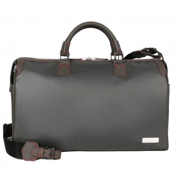 TecknoMonster - Matrik M TecknoMonster - Aeronautical Carbon Fibre Boston Bag