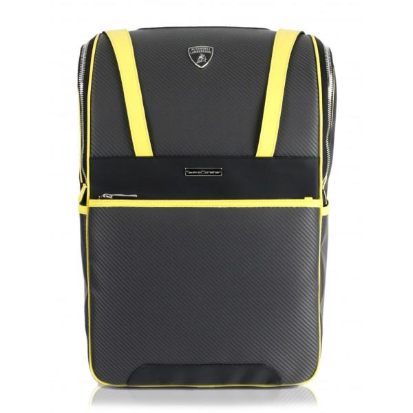 TecknoMonster - Automobili Lamborghini - Dropper Automobili Lamborghini - Aeronautical Carbon Fibre Ultralight Backpack