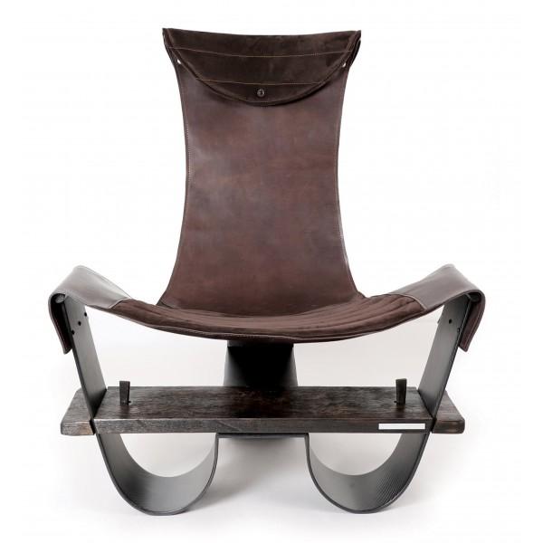 TecknoMonster - Inanitas TecknoMonster - Aeronautical Carbon Fiber Braided Carbon Fiber Chair