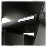 TecknoMonster - Inanitas TecknoMonster - Sedia Intrecciata in Fibra di Carbonio Aeronautico