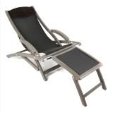 TecknoMonster - Ronda TecknoMonster - Sedia a Sdraio Intrecciata in Fibra di Carbonio Aeronautico