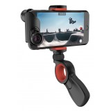 olloclip - Filmer's Kit - Limited Edition - Nero / Rosso - iPhone 8 / 7 / 8 Plus / 7 Plus - Kit Set Lenti