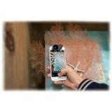 olloclip - Set Lenti 4 in 1 - Argento / Clip Nero - iPhone 6 / 6s / 6 Plus / 6s Plus - Fisheye Grandangolo Macro - Set Lenti