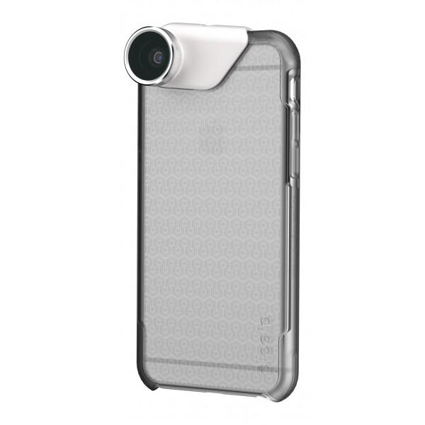 olloclip - Ollo Case - Ghiaccio Chiaro Opaco - iPhone 6 / 6s - Cover Trasparente iPhone - Cover Professionale
