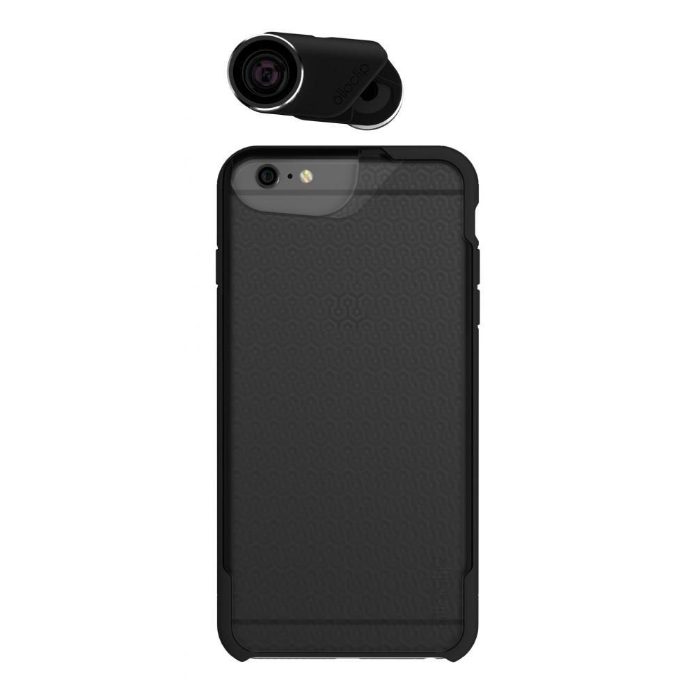 olloclip - Ollo Case - Nero Opaco Sfumato - iPhone 6 Plus / 6s ...
