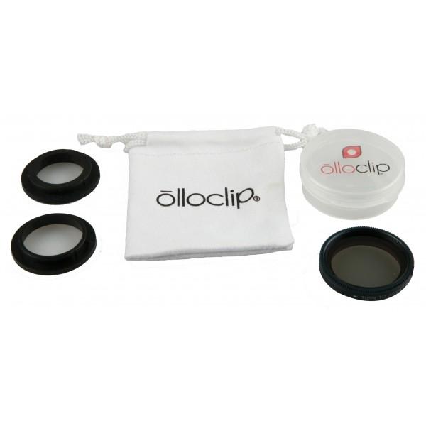 olloclip - Set Lenti Polarizzazione Circolare - CPL - Kit Sostitutivo - iPhone - Set Lenti