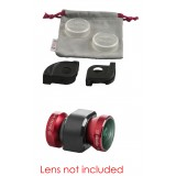 olloclip - Lenti 4 in 1 - Kit Sostitutivo - iPhone - Set Lenti