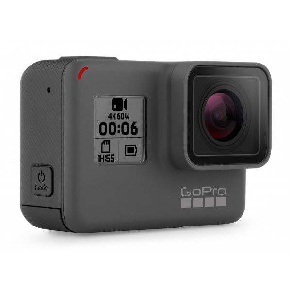 GoPro - HERO6 Black - Underwater Professional 4K Video Camera - Professional Video Camera