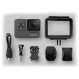 GoPro - HERO6 Black - Videocamera d'Azione Professionale Subaquea 4K - Videocamera Professionale