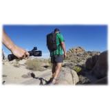 GoPro - Karma Grip - Nero - Stabilizzatore Professionale per Action Cam GoPro HERO6 / HERO5 - 4K 1080p