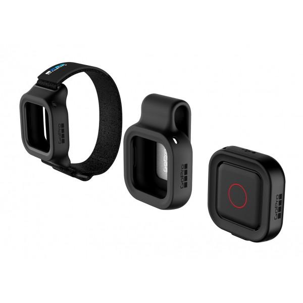 GoPro - Remo - Nero - Telecomando ad Attivazione Vocale Impermeabile per GoPro HERO6 / HERO5 - 4K 1080p