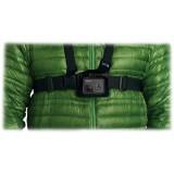 GoPro - Chesty - Nera - Imbracatura da Petto - Utilizzabile con GoPro HERO6 / HERO5 - 4K 1080p - Accessori GoPro