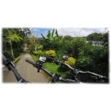 GoPro - Supporto Manubrio / Sellino / Asta - Nero - Supporto - Utilizzabile con GoPro HERO6 / HERO5 - 4K 1080p - Accessori GoPro