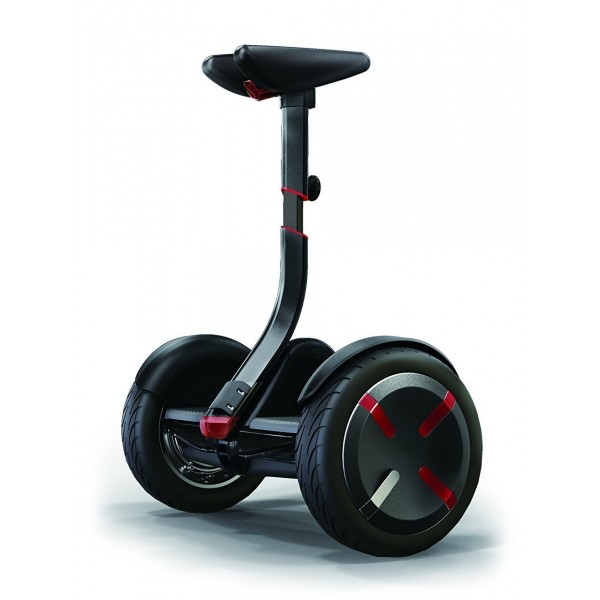 Segway - Ninebot by Segway - miniPRO 320 - Black - Hoverboard - Self-Balanced Robot - Electric Wheels