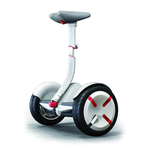 Segway - Ninebot by Segway - miniPRO 320 - White - Hoverboard - Self-Balanced Robot - Electric Wheels