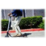 Segway - Ninebot by Segway - KickScooter ES2 - Argento - Scooter Elettrico - Monopattino Elettrico - Ruote Elettriche