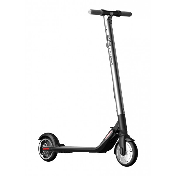 Segway - Ninebot by Segway - KickScooter ES2 - Silver - Electric Scooter - Electric Wheels