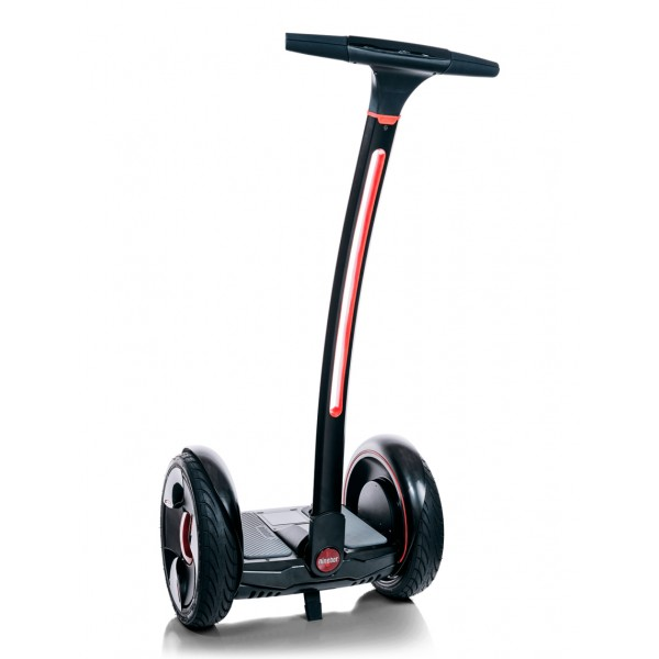 Segway - Ninebot by Segway - E+ - Black - Hoverboard - Self-Balanced Robot - Electric Wheels