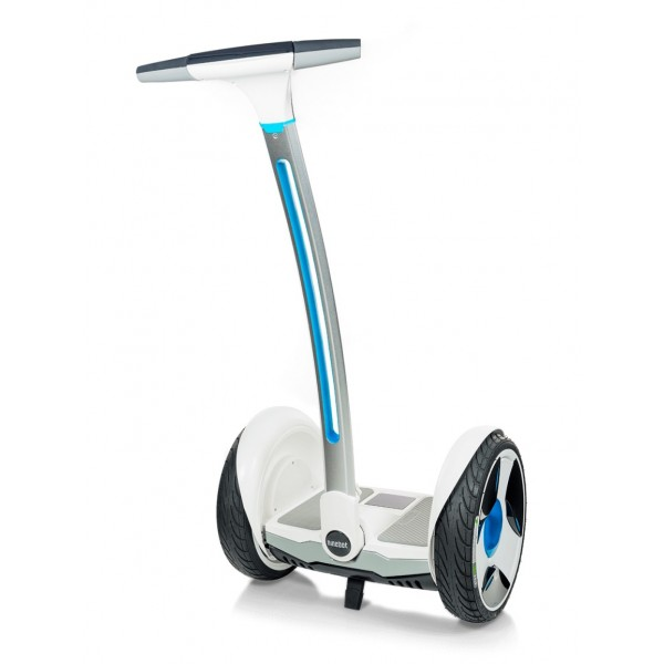 Segway - Ninebot by Segway - E+ - Bianco - Hoverboard - Robot Autobilanciato - Ruote Elettriche