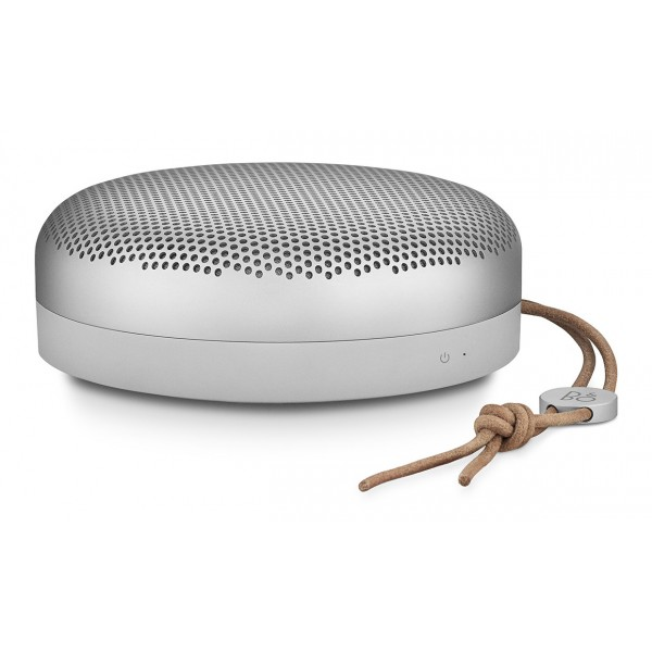 Bang & Olufsen - B&O Play - Beoplay A1 - Natural - Portable Bluetooth High Quality Speaker with Up to 24 Hrs of Battery Life