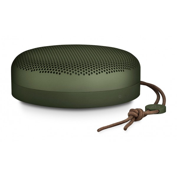 Bang & Olufsen - B&O Play - Beoplay A1 - Moss Green - Portable Bluetooth High Quality Speaker with Up to 24 Hrs of Battery Life