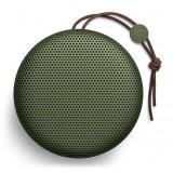 Bang & Olufsen - B&O Play - Beoplay A1 - Verde Muschio - Altoparlante Bluetooth Portatile di Alta Qualità - Oltre 24 h Batteria