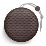 Bang & Olufsen - B&O Play - Beoplay A1 - Nero - Altoparlante Bluetooth Portatile di Alta Qualità - Oltre 24 h Batteria