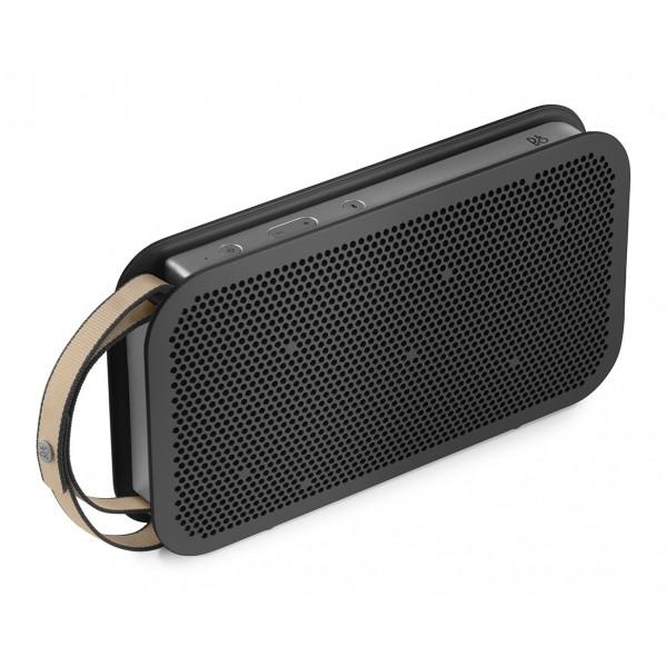 Bang & Olufsen - B&O Play - A2 Active - Grigio Pietra - Altoparlante Bluetooth Portatile di Alta Qualità - Oltre 24 h Autonomia