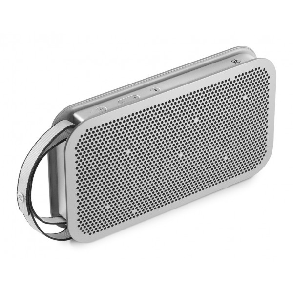 Bang & Olufsen - B&O Play - A2 Active - Natural - Powerful Bluetooth High Quality Speaker with Up to 24 hrs Battery Life