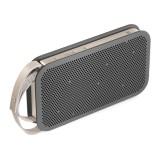 Bang & Olufsen - B&O Play - A2 Active - Sabbia Carbone - Altoparlante Bluetooth Portatile di Alta Qualità - Oltre 24 h Autonomia