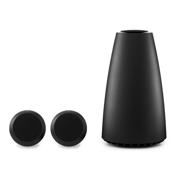Bang & Olufsen - B&O Play - Beoplay S9 - Black - High Quality Subwoofer and Satellites that Will Transform Almost All TV's