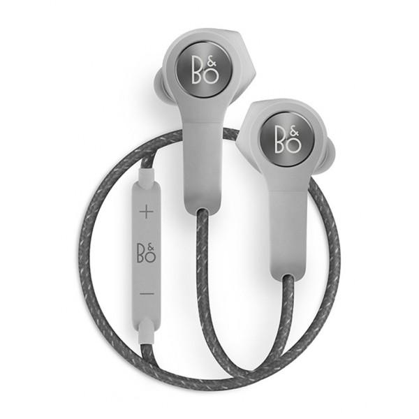 Bang & Olufsen - B&O Play - Beoplay H5 - Fumè - Auricolari Senza Fili per gli Amanti della Musica che Vivono in Movimento