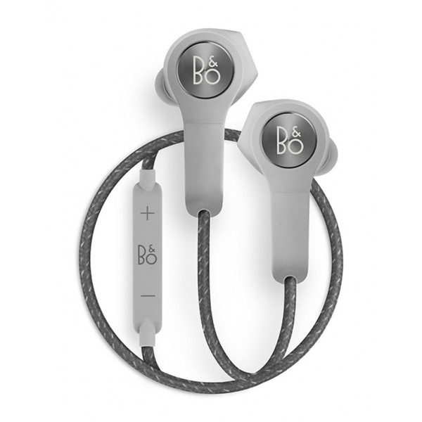 Bang & Olufsen - B&O Play - Beoplay H5 - Vapour - Wireless Earphones for Music Lovers Who Live to Move