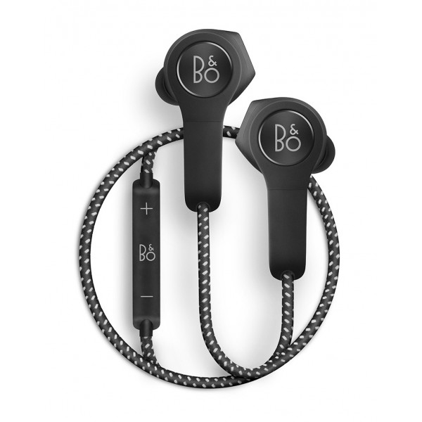 Bang & Olufsen - B&O Play - Beoplay H5 - Black - Wireless Earphones for Music Lovers Who Live to Move