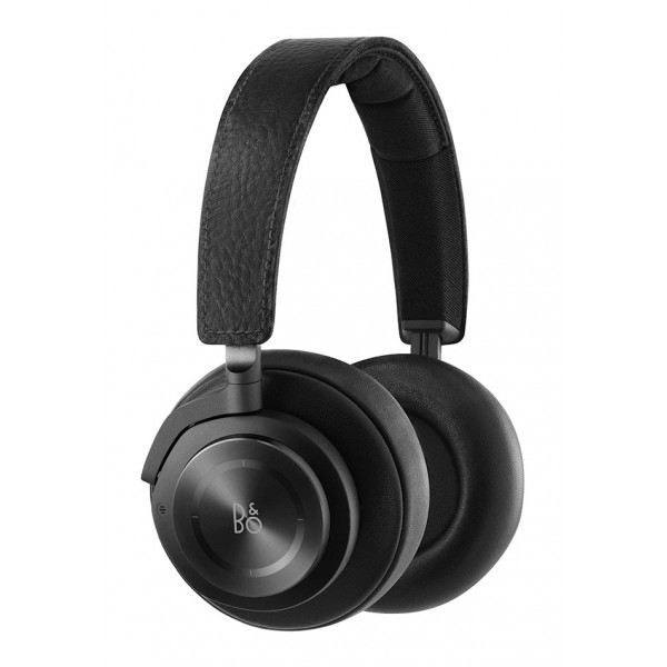 Bang & Olufsen - B&O Play - Beoplay H9 - Black - Premium Wireless Active Noise Cancellation Over-Ear Headphones